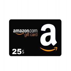 Amazon - $ 25