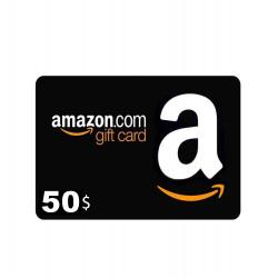 Amazon - $ 50