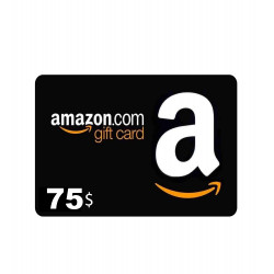 Amazon - $ 75