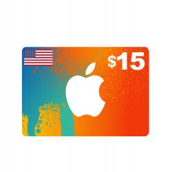 ITunes US - $ 15