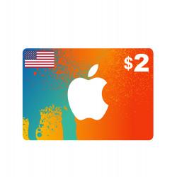 ITunes US - $ 2