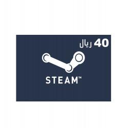Saudi Steam - 40 RS