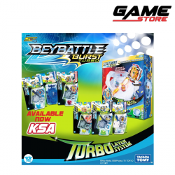 B-Battle arena game + 5 bulbs + 2 special bulbs + double racket - kids games