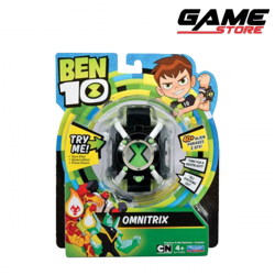 Ben 10 Basic Omnitrixs Role Play Smart Watch Toy - 4 Years & Above