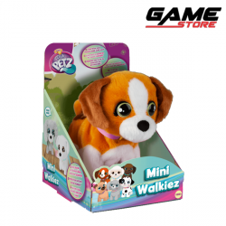 Animated dog with sounds - Walkiez - baby toys