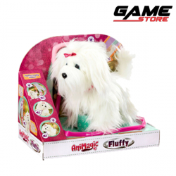 Animated dog with sounds - FLuffy - baby toys