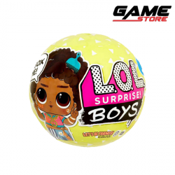 Boys doll with 7 surprises - LOL - baby toys