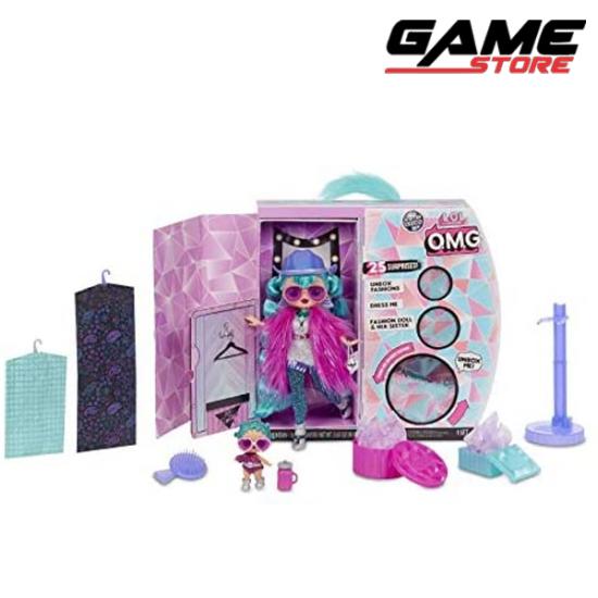 OMG doll with 25 surprises - Cosmlc nova - LOL - kids toys