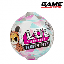 OMG doll - Fluffy Pets - LOL - Children toys