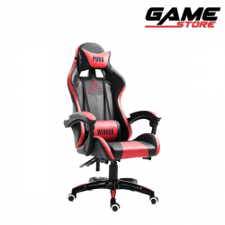 PUBG gaming chair - red