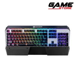 Cougar Attack x3 RGB Keyboard - Silver