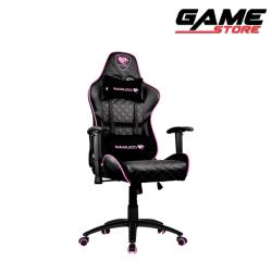 Cougar Armor One Eva Gaming Chair - Black + Purple