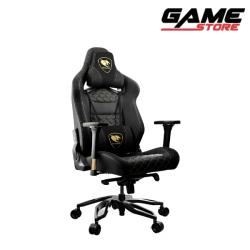 Cougar Armon Titan Pro Gaming Chair - Black + Gold