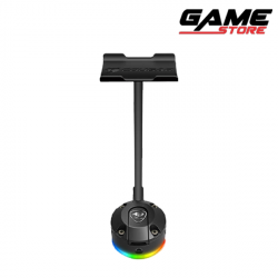 Cougar Bunker S RGB Headphone Stand - Black