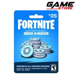 Fortnite $25 - 2800V-B - US