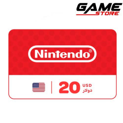 Nintendo iShop $20 - US
