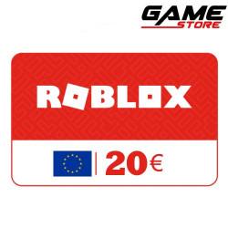 roblox 20 euro - european