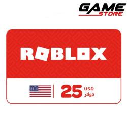 ROBLEX 25 USD - US