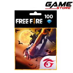 Free Fire - 100 Gems