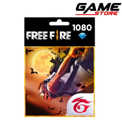 Free Fire - 1080 Gems