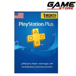 PlayStation Plus Month Membership - US