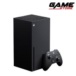 Xbox One Series X - 1 TB - Black