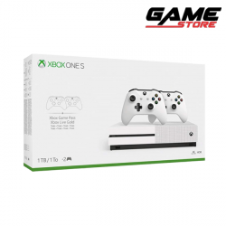 Xbox One S - 1TB - 2 Controllers