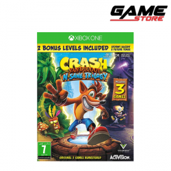 Crash Bandicoot Inn. Sign Trilogy - Xbox one