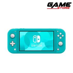Nintendo Switch Lite - Blue + Game