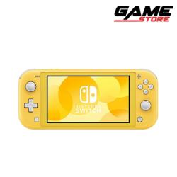 Nintendo Switch Lite - Yellow + Game