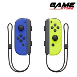 Joy-Con controller - blue yellow - Nintendo Switch