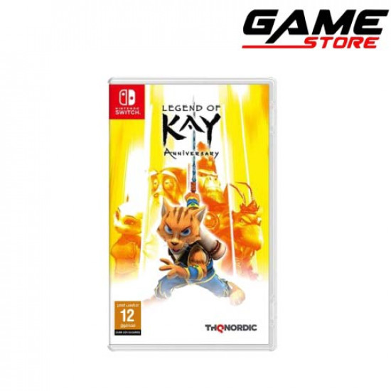 Game - The Legend of Kai Switch