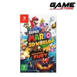 Super Mario 3D World + Bowser's Fury - Nintendo Switch