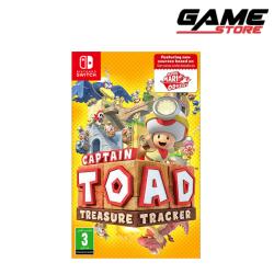 Captain Twad - Nintendo Switch