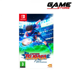 Captain Tsubasa Rise Of New Champions - PS4