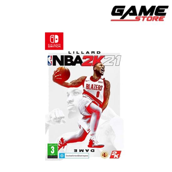 NBA2K21 -Nintendo Switch