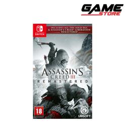 Assassin Creed Remaster 3 - Nintendo Switch