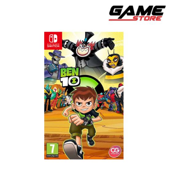 Ben 10 - Nintendo Switch