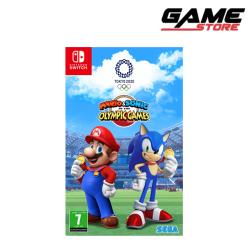 Mario & amp Sonic Olympic - Nintendo Switch