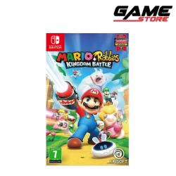 Mario Plus Rapids Kingdom Battle - Nintendo Switch