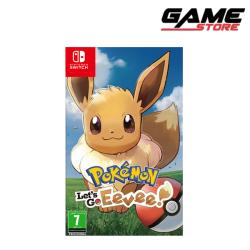 Pokemon Let's Go - Evi - Nintendo Switch