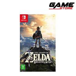 Legend of Zelda Breath of the Wild - Tintendo Switch