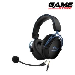 HyperX Cloud alpha S Headphone blue Black - PS4