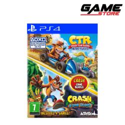 Crash Racing - Crash Adventure - PlayStation 4