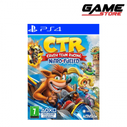 CTR Crash Team Racing: Nitro-Fueled  - Playstation 4