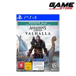Assassins Creed Valhalla Drakkar - PS4