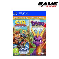 Crash and Spyro - PlayStation 4