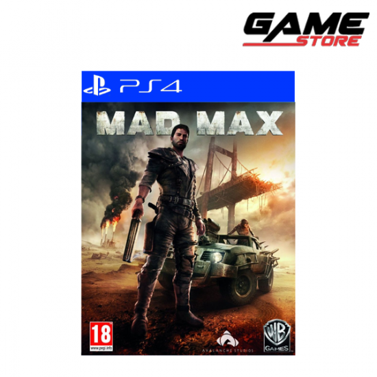 Mad Max with the Reaper - PlayStation 4