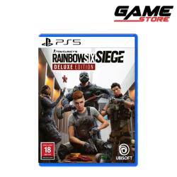 Tom Clancy's Rainbow Six Siege Deluxe - PS5