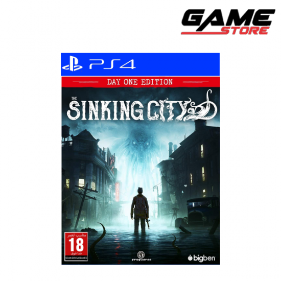 4 The Sinking City Day - PlayStation